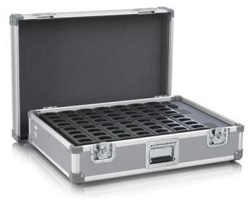 Vali sạc pin cho 56 bộ thu phiên dịch LBB4560/50