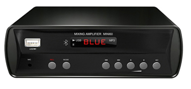 Ampli kỹ thuật số Mini60 Mixer Amplifier